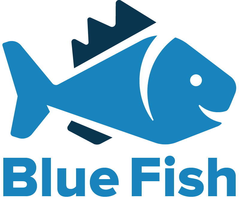 Blue Fish - Logo