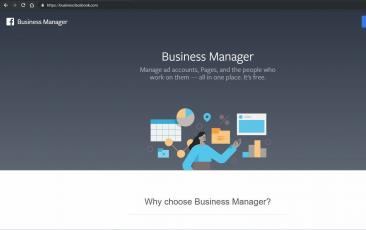 New Facebook Ad Business Manager Screen (01)