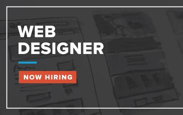 Web Designer Position Facebook