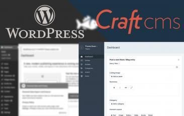 Word Press Versus Craft Cms