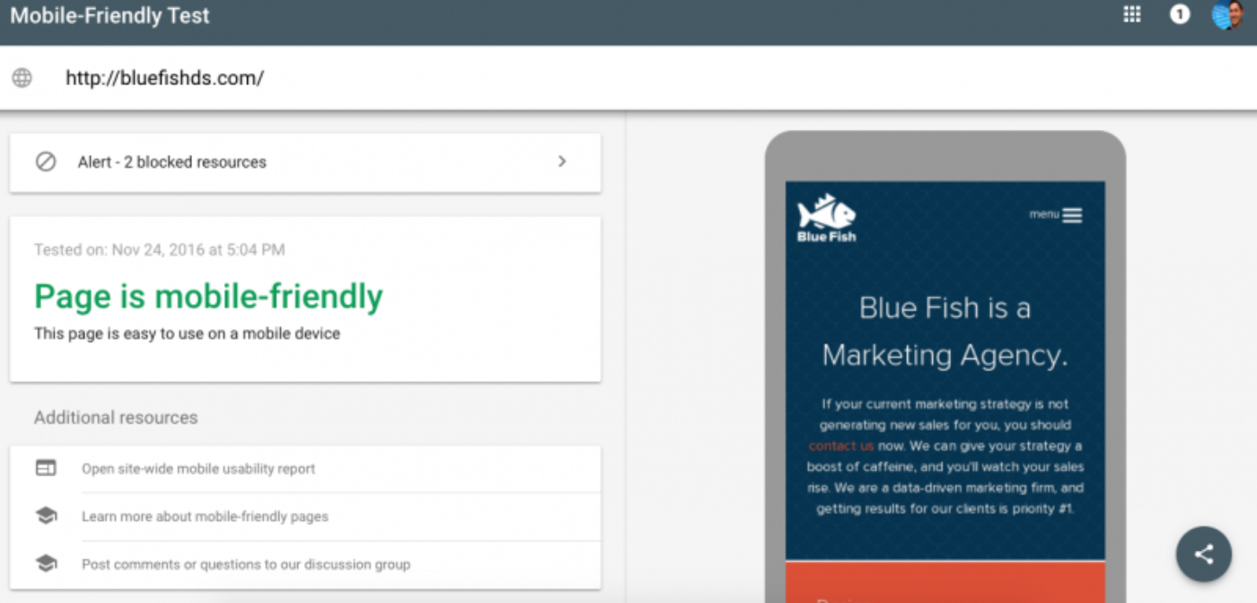 10 Free Google Tools To Help Business Owners Blue Fish