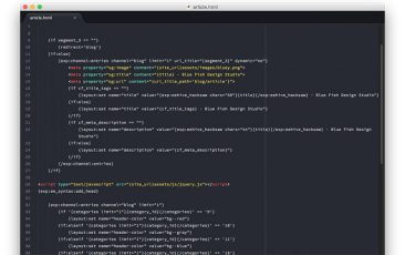 10 Things Every ExpressionEngine Developer Should Know