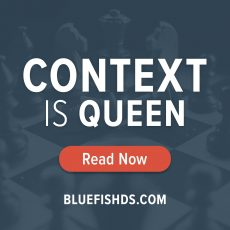 Content is King, but Context is Queen