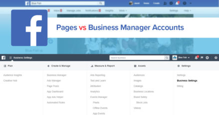 Business Manager Accounts for Facebook