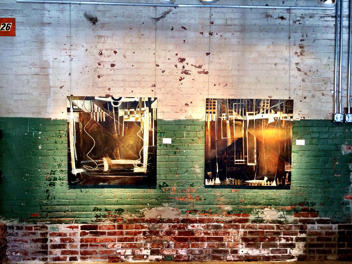 Lowe Mill Art Huntsville Alabama